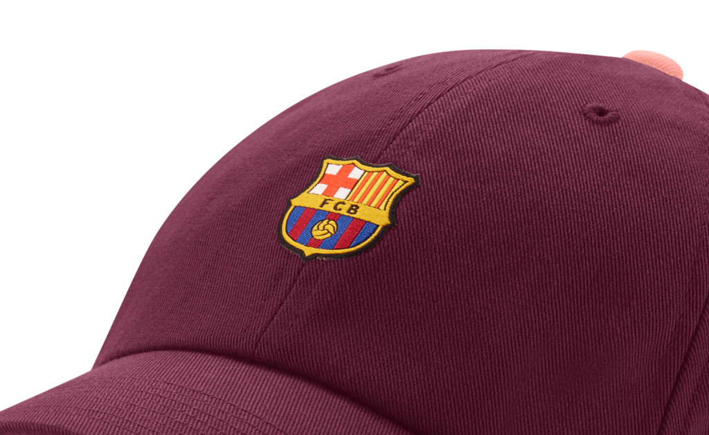 NIKE FC BARCELONA HERITAGE 86 CAP IMAGE 2