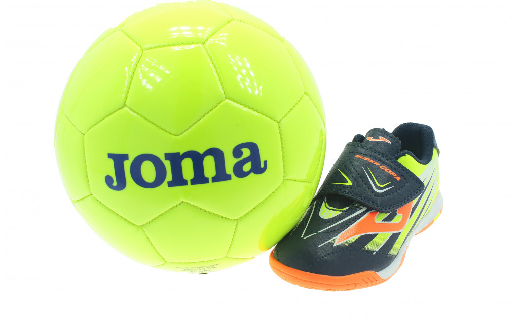 JOMA SUPER COPA JR SALA + BALÓN IMAGE 4