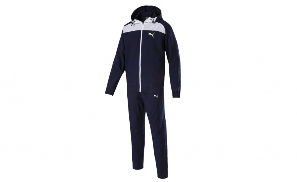 PUMA MODERN SPORT HOODED SUIT IMAGE 1