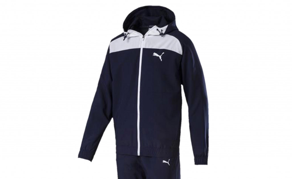 PUMA MODERN SPORT HOODED SUIT IMAGE 2