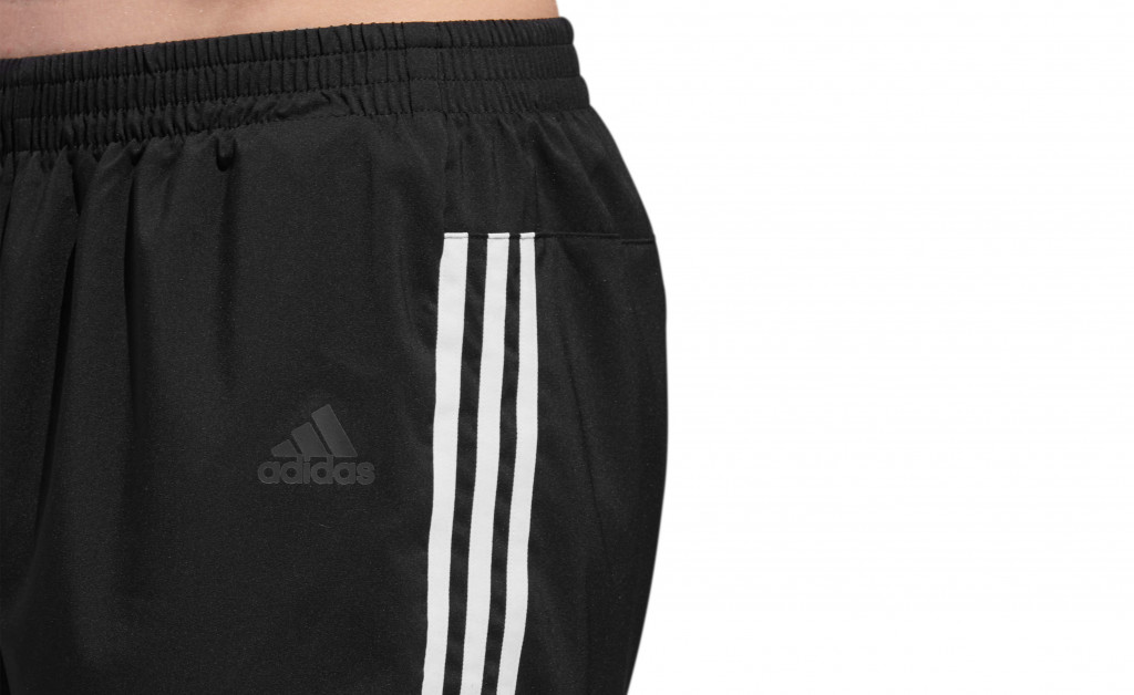 adidas RUN 3 STRIPES SHORT MEN IMAGE 2