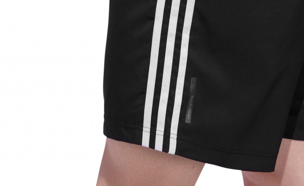adidas RUN 3 STRIPES SHORT MEN IMAGE 4
