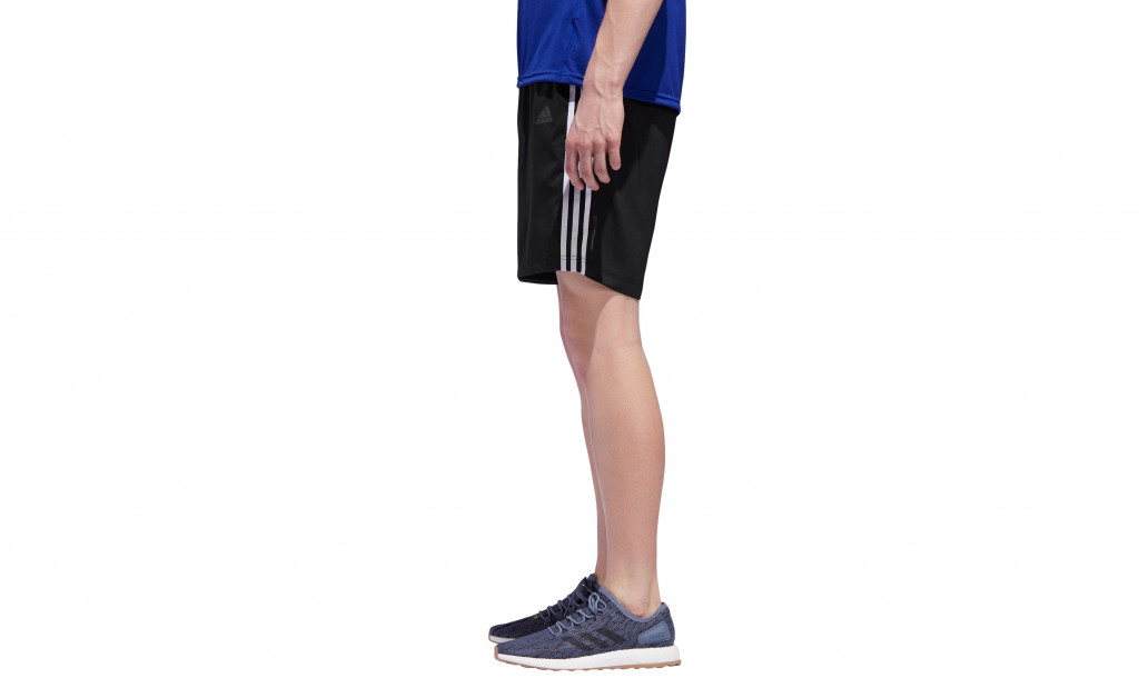 adidas RUN 3 STRIPES SHORT MEN IMAGE 5