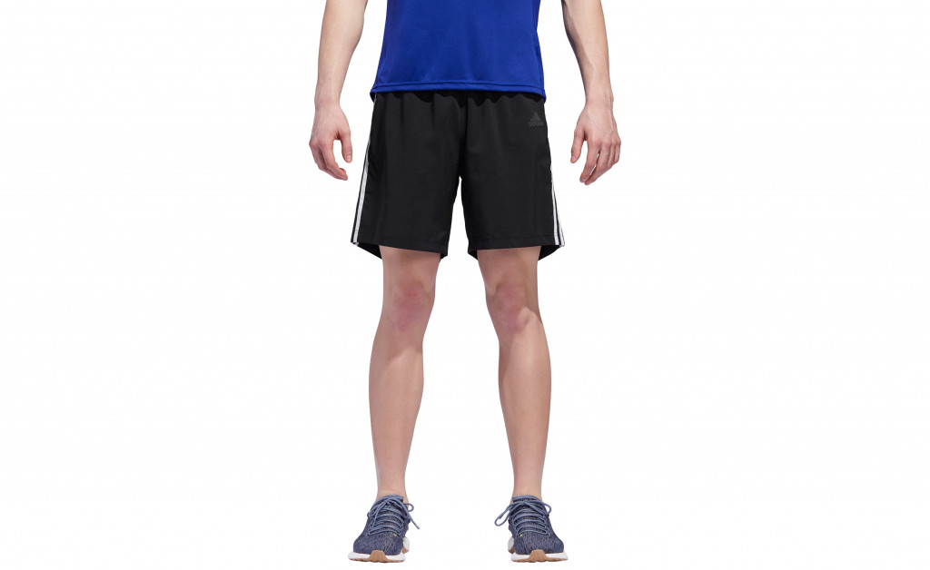 adidas RUN 3 STRIPES SHORT MEN IMAGE 6