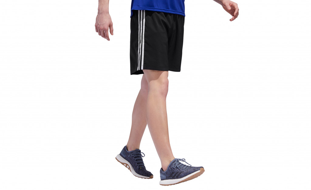 adidas RUN 3 STRIPES SHORT MEN IMAGE 7