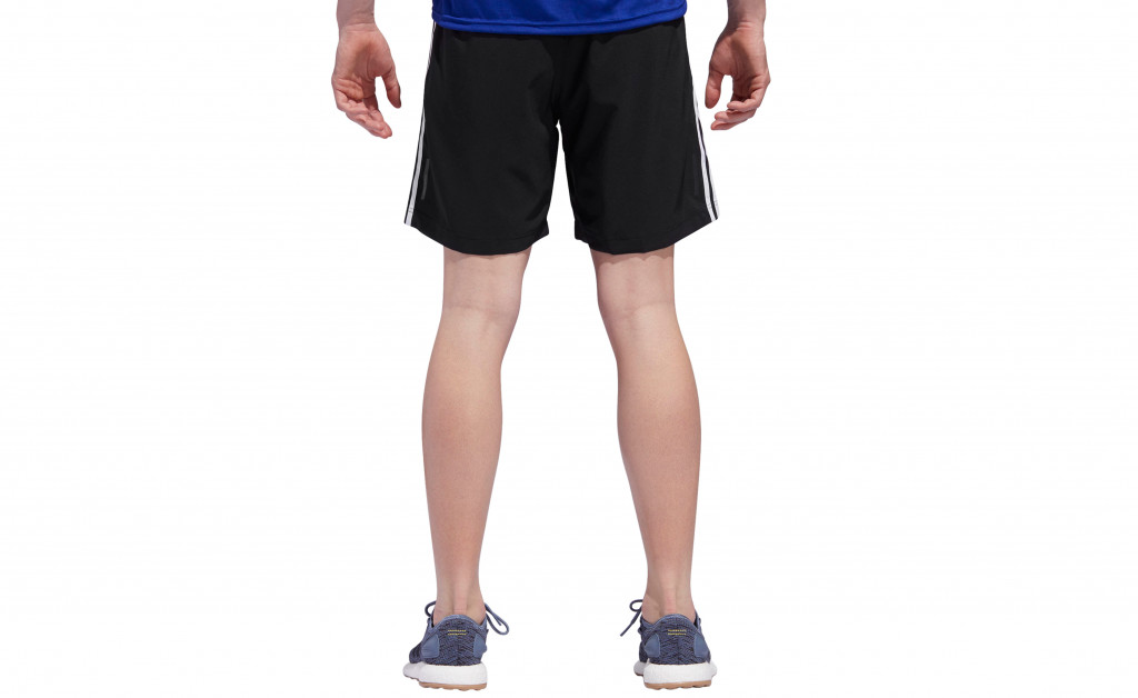 adidas RUN 3 STRIPES SHORT MEN IMAGE 9