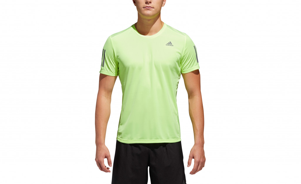 adidas OWN THE RUN TEE MEN IMAGE 3