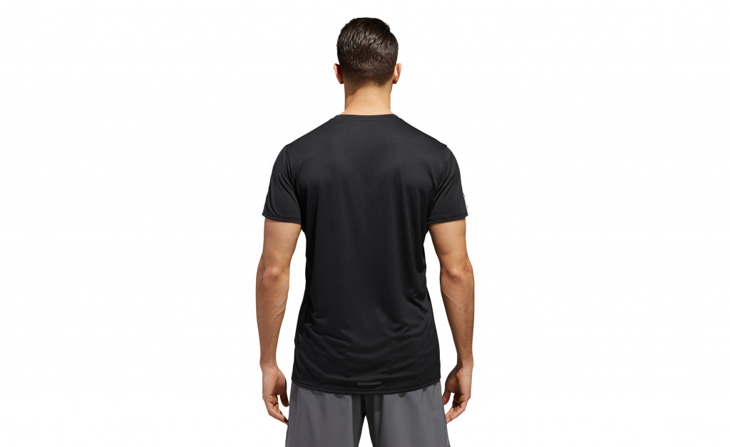 adidas RUN 3 STRIPES TEE MEN IMAGE 8