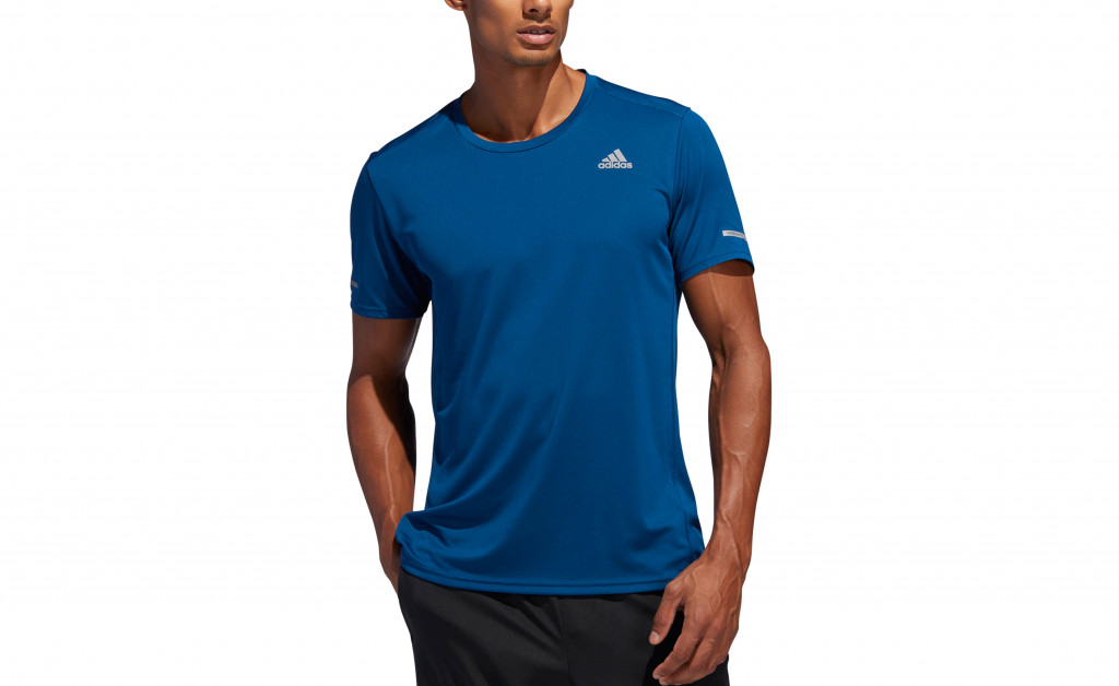adidas RUN TEE MEN IMAGE 3