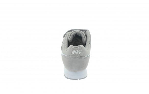 Compre Zapatillas casual de niña MD Runner 2 PSV Nike Gris