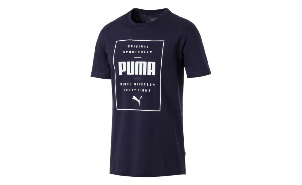 PUMA BOX TEE IMAGE 1