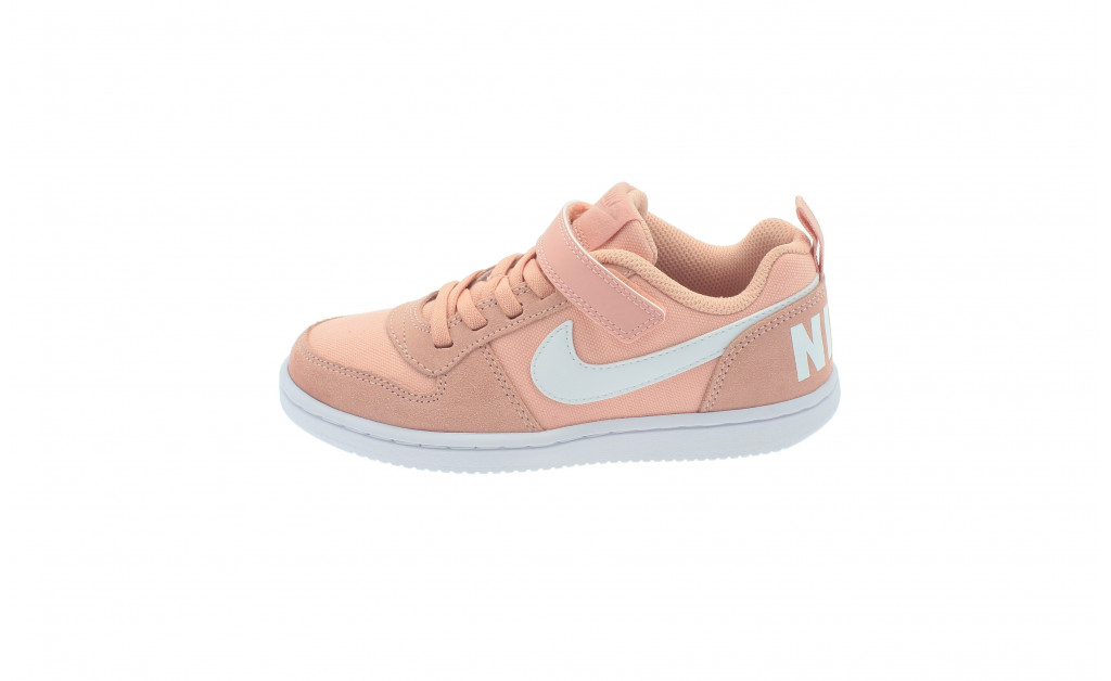 NIKE COURT BOROUGH LOW PE KIDS IMAGE 5