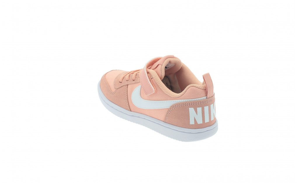 NIKE COURT BOROUGH LOW PE KIDS IMAGE 6