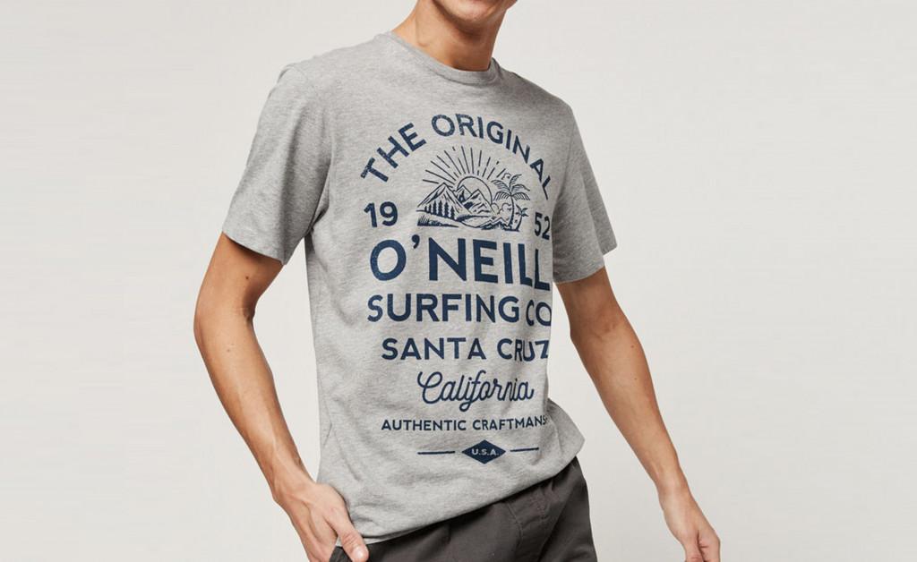O'NEILL MUIR T-SHIRT IMAGE 2
