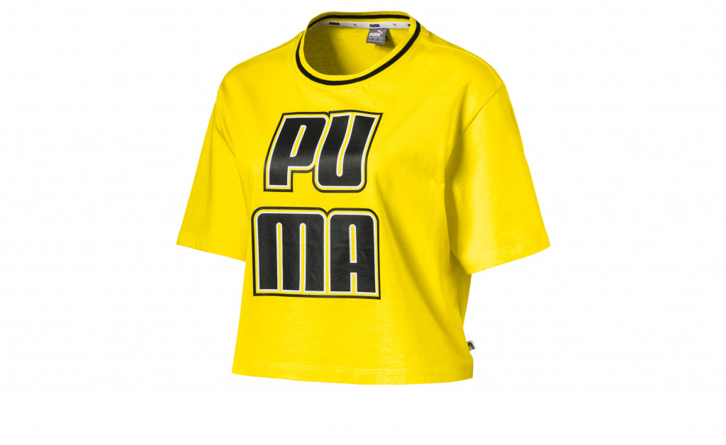 PUMA REBEL RELOAD CROP TEE IMAGE 1