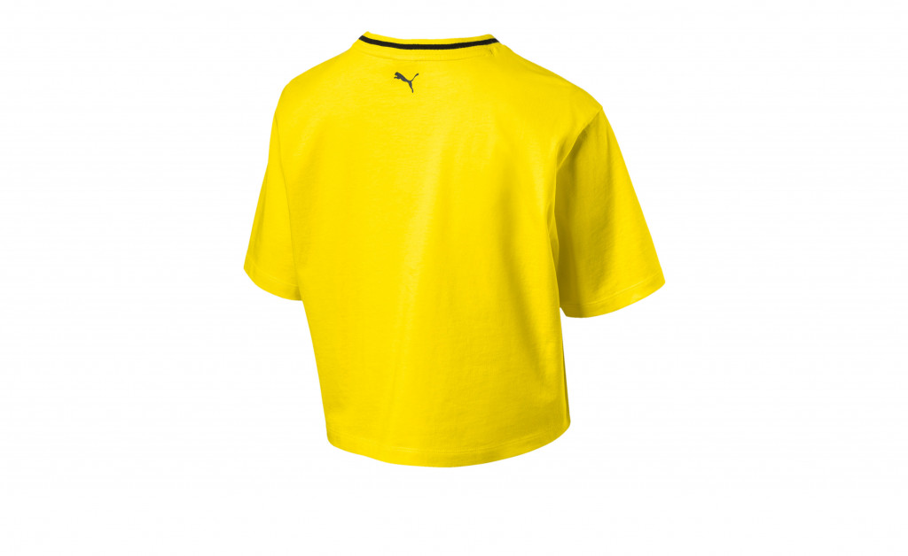 PUMA REBEL RELOAD CROP TEE IMAGE 2
