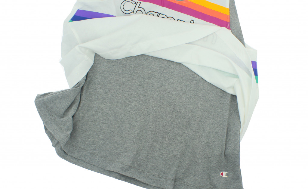 CHAMPION LIGHT COTTON JERSEY IMAGE 2