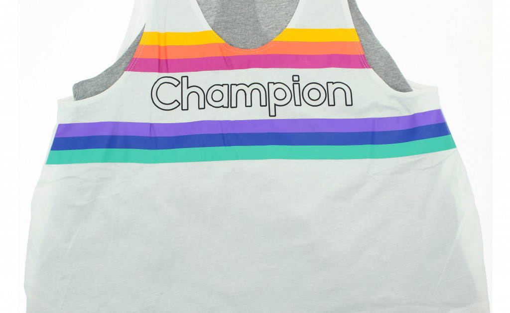 CHAMPION LIGHT COTTON JERSEY IMAGE 3