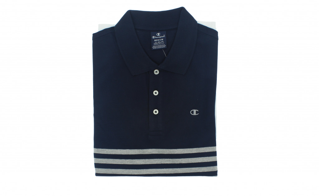 CHAMPION POLO PIQUE STRETCH IMAGE 1