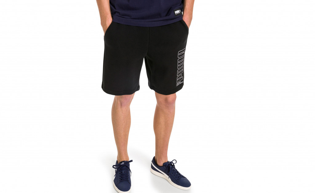 "PUMA ATHLETICS SHORTS 8"" IMAGE 2"