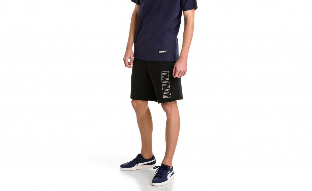 "PUMA ATHLETICS SHORTS 8"" IMAGE 4"