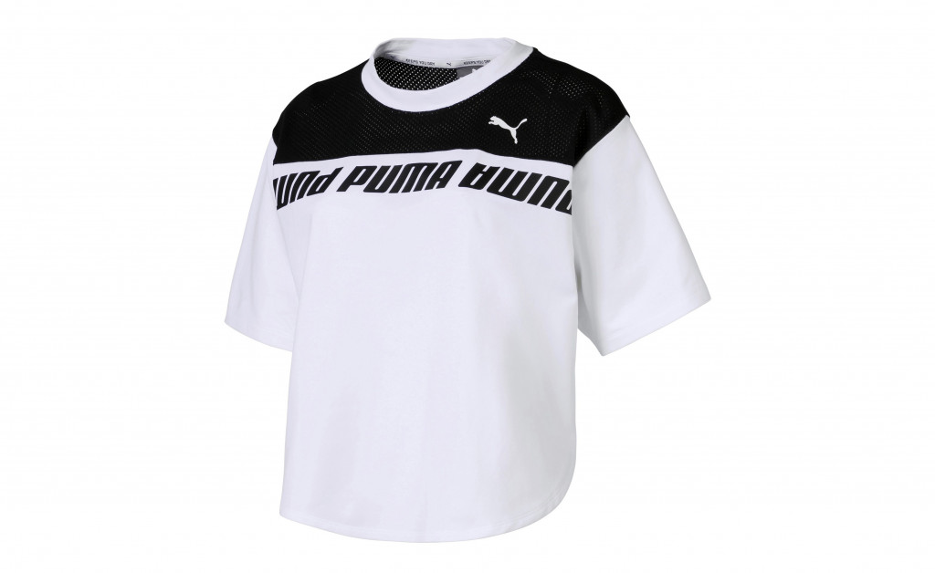 PUMA MODERN SPORTS SWEAT TEE IMAGE 1