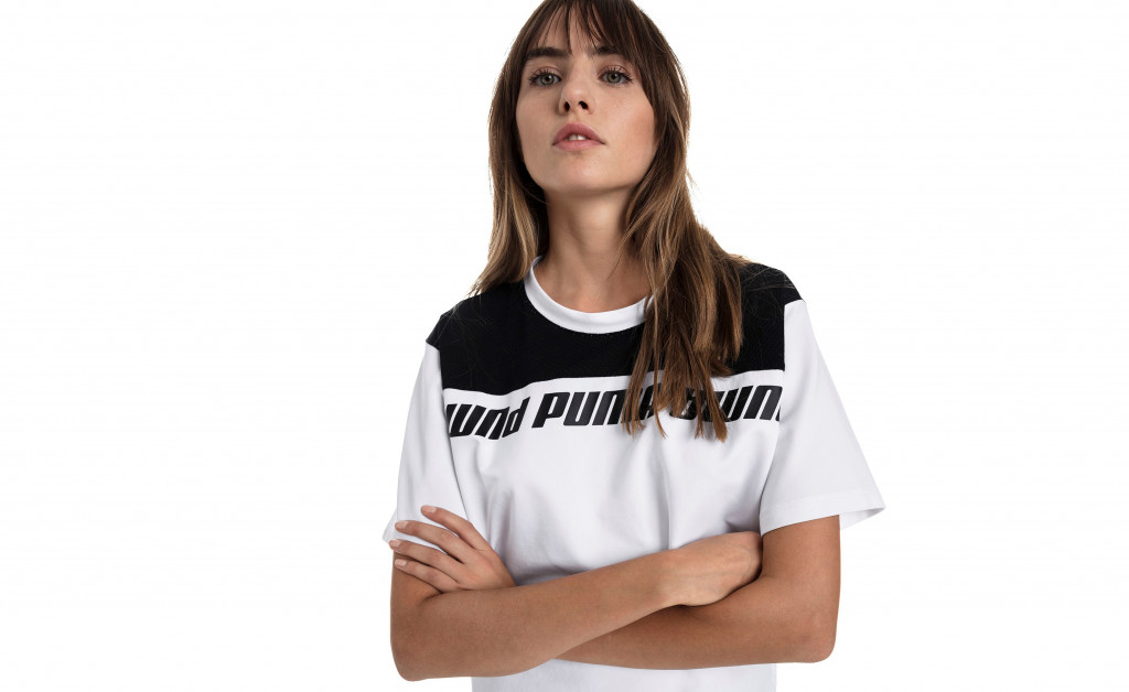 PUMA MODERN SPORTS SWEAT TEE IMAGE 2