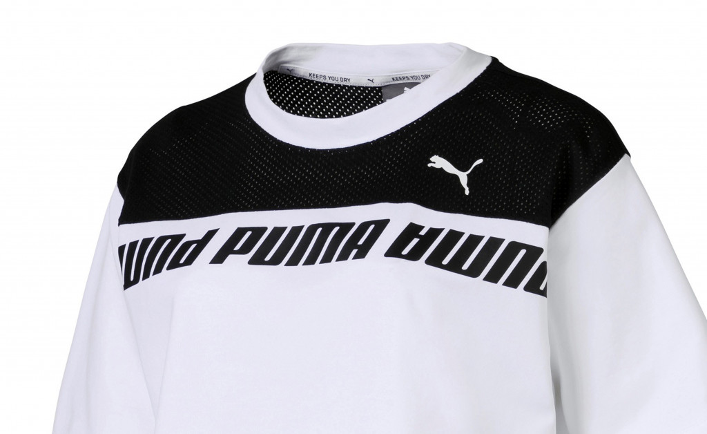 PUMA MODERN SPORTS SWEAT TEE IMAGE 3