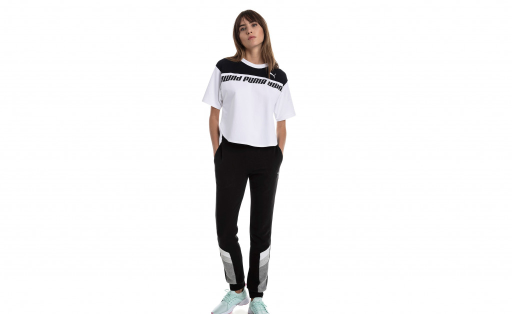 PUMA MODERN SPORTS SWEAT TEE IMAGE 4