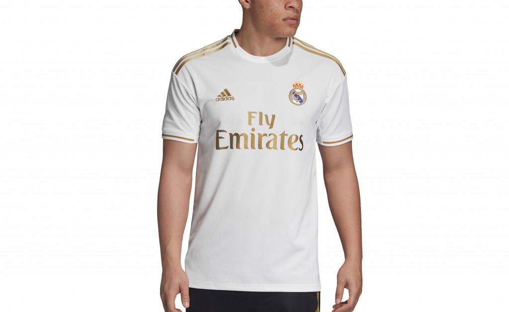 adidas PRIMERA EQUIPACIÓN REAL MADRID 19/20 IMAGE 4