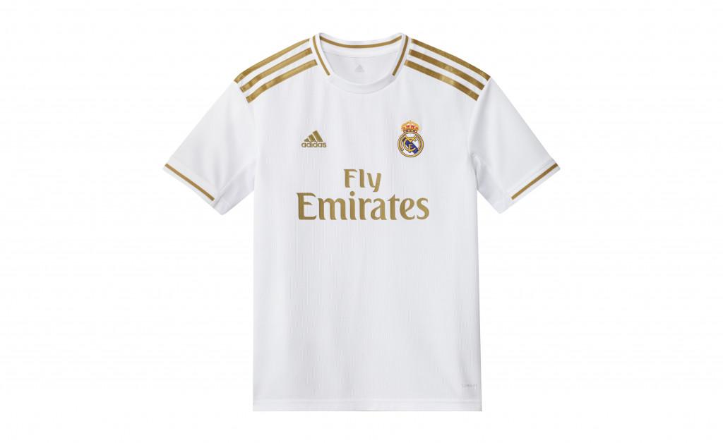adidas PRIMERA EQUIPACIÓN REAL MADRID JUNIOR 19/20 IMAGE 6