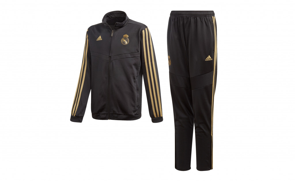 adidas CHÁNDAL REAL MADRID 19/20 JUNIOR IMAGE 1