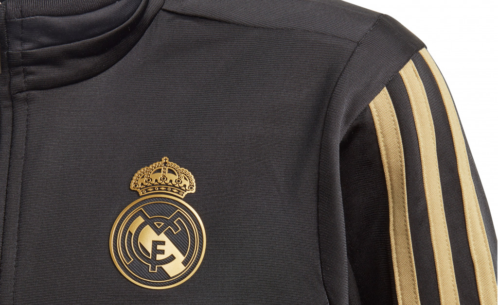 adidas CHÁNDAL REAL MADRID 19/20 JUNIOR IMAGE 2