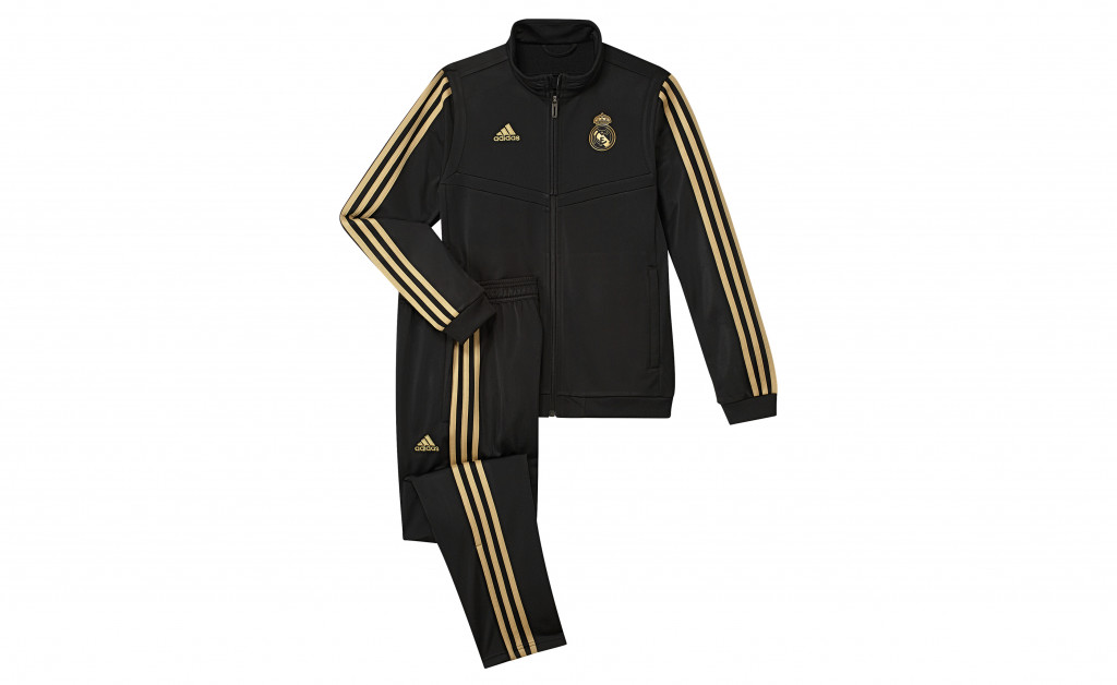 adidas CHÁNDAL REAL MADRID 19/20 JUNIOR IMAGE 3