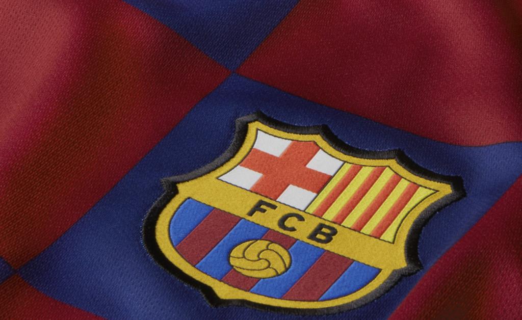 NIKE FC BARCELONA STADIUM HOME 19/20 IMAGE 3