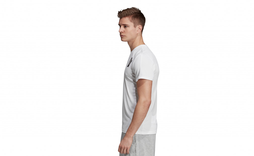 adidas BRILLIANT BASIC T-SHIRT IMAGE 3