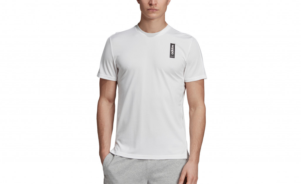 adidas BRILLIANT BASIC T-SHIRT IMAGE 4
