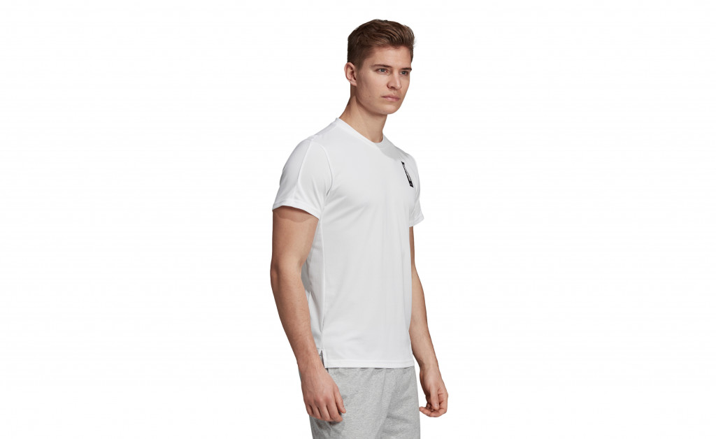 adidas BRILLIANT BASIC T-SHIRT IMAGE 5