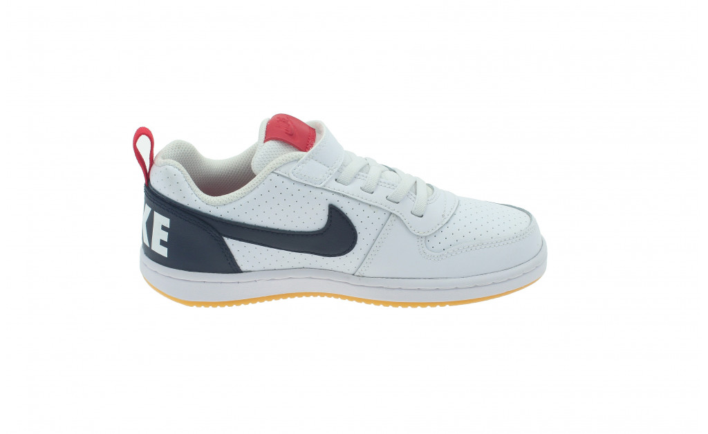 NIKE COURT BOROUGH LOW NIÑO IMAGE 3