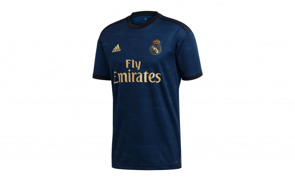 adidas SEGUNDA EQUIPACIÓN REAL MADRID 19/20 IMAGE 1