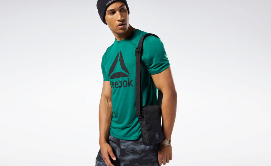 REEBOK WORKOUT READY CITY BAG IMAGE 2