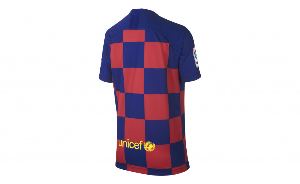 NIKE FC BARCELONA STADIUM HOME NIÑO 19/20 IMAGE 2