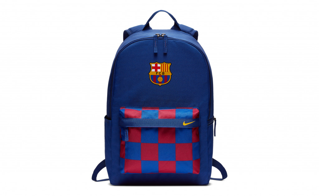 NIKE FC BARCELONA STADIUM BACKPACK IMAGE 1