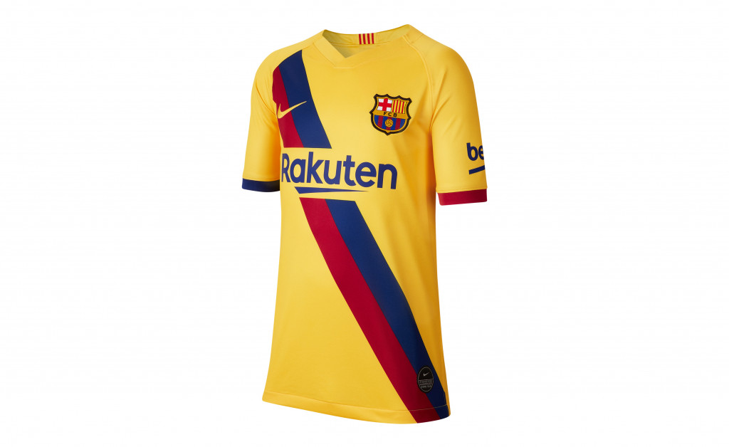 NIKE FC BARCELONA STADIUM AWAY JUNIOR 19/20 IMAGE 1