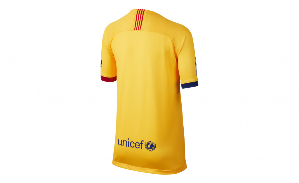 NIKE FC BARCELONA STADIUM AWAY JUNIOR 19/20 IMAGE 2