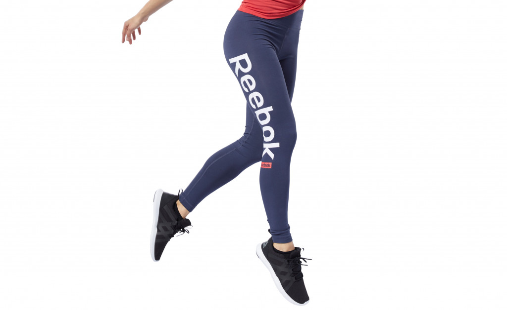 REEBOK LINEAR LOGO TIGHT IMAGE 1