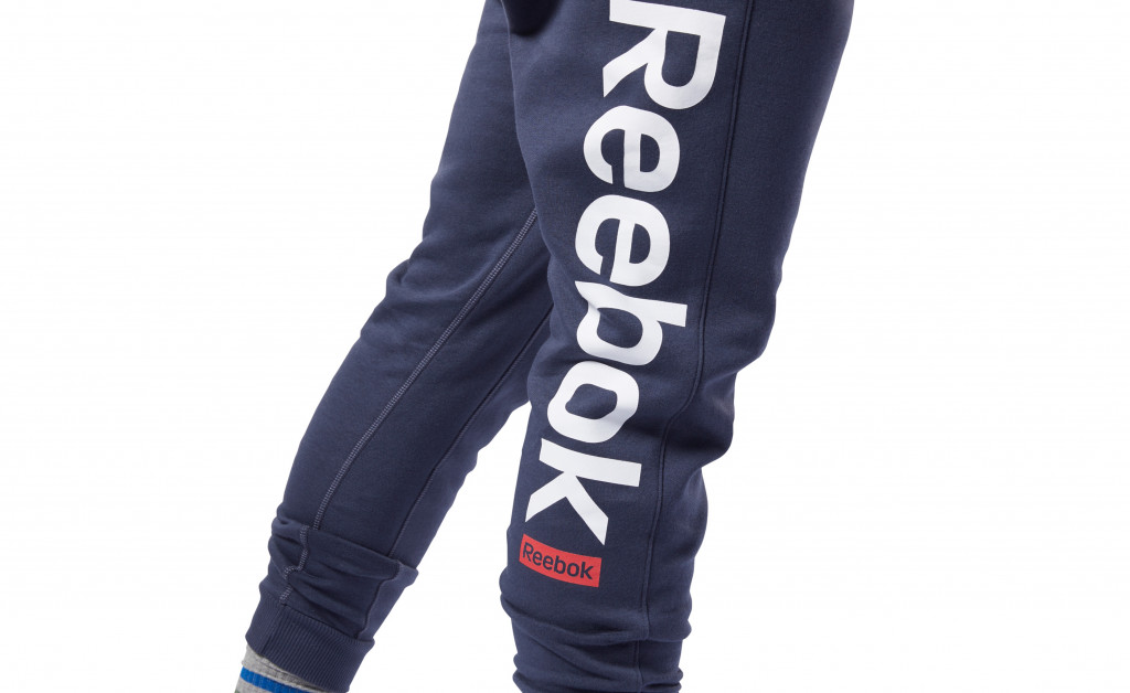 REEBOK TRAINING ESSENTIALS BIG LOGO JOGGER IMAGE 3