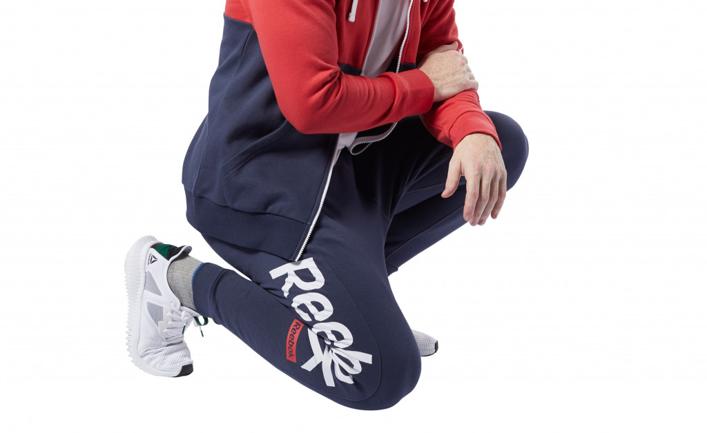 REEBOK TRAINING ESSENTIALS BIG LOGO JOGGER IMAGE 4