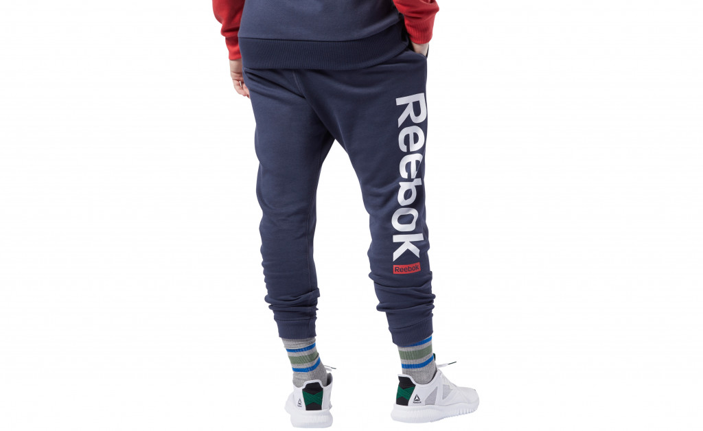 REEBOK TRAINING ESSENTIALS BIG LOGO JOGGER IMAGE 5