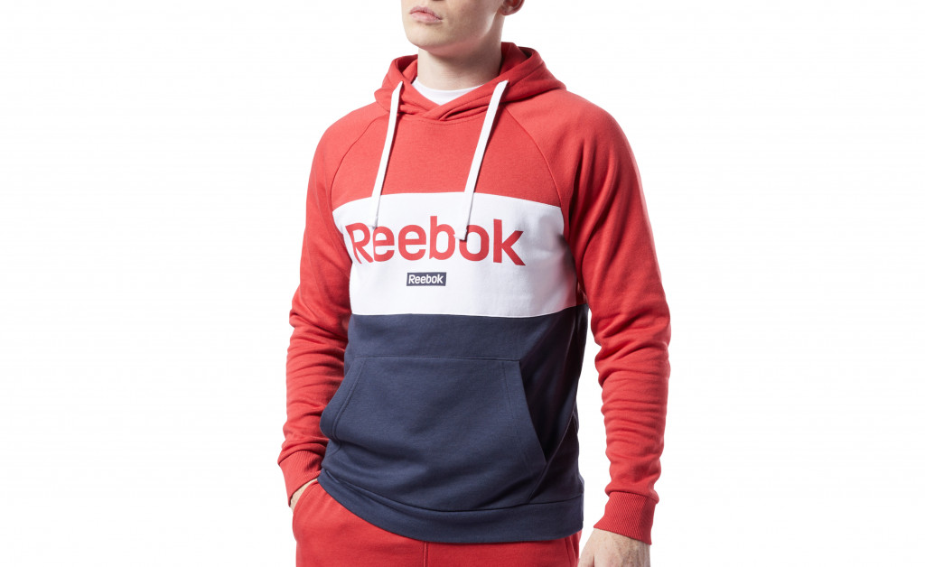 REEBOK TRAINING ESSENTIALS LINEAR LOGO IMAGE 4